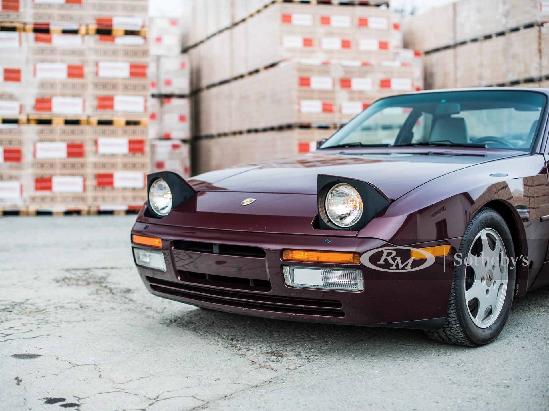 1988 Porsche 944 Turbo S  -