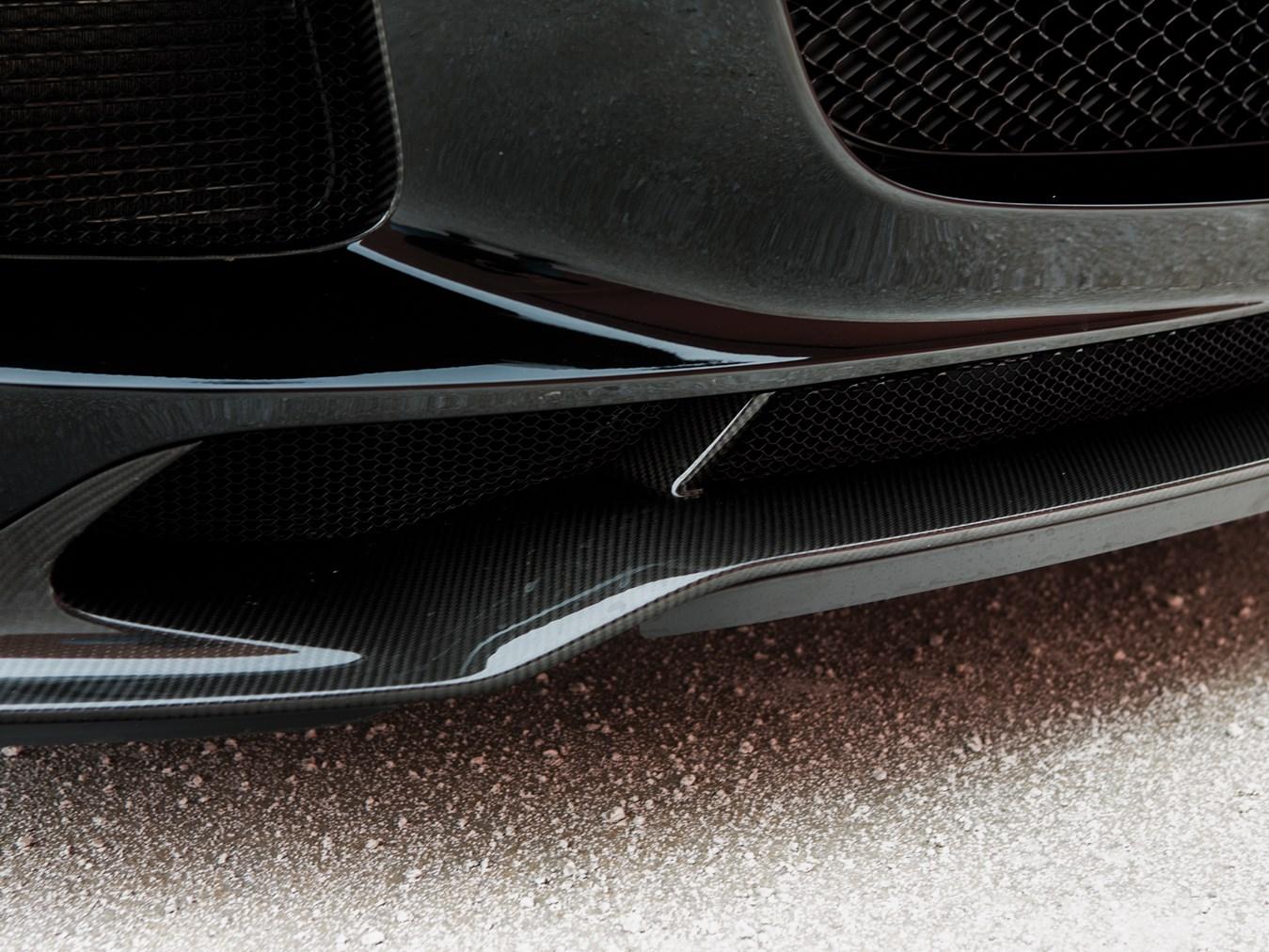 2014 Mercedes-Benz SLS AMG Black Series Coupe