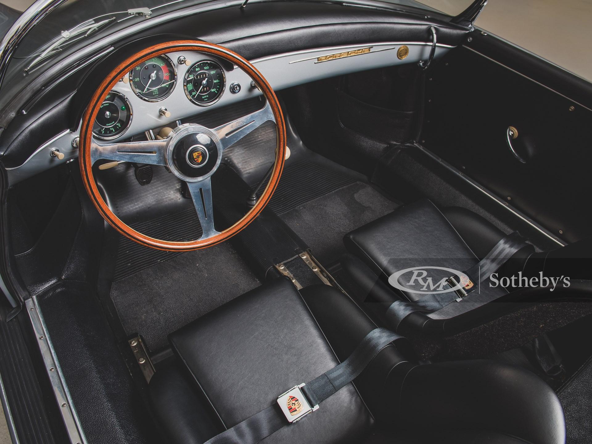 1957 Porsche 356 A Carrera GT Speedster by Reutter -