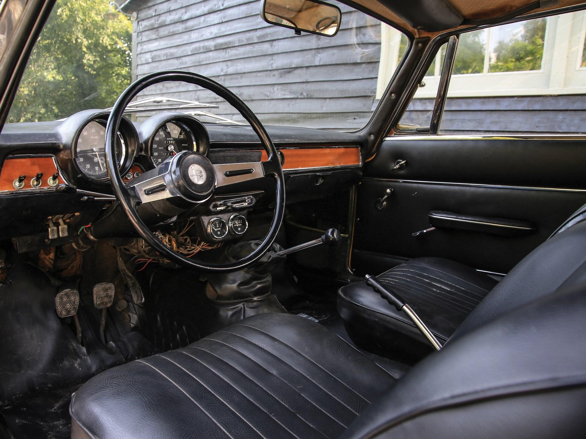 Rm Sothebys 1969 Alfa Romeo Gt 1300 Junior By Bertone London 2018 Steering Box