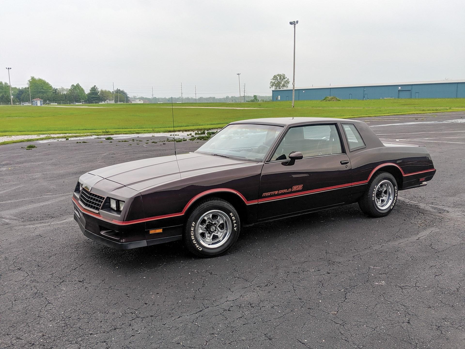 RM Sotheby's - 1985 Chevrolet Monte Carlo SS | Auburn ...