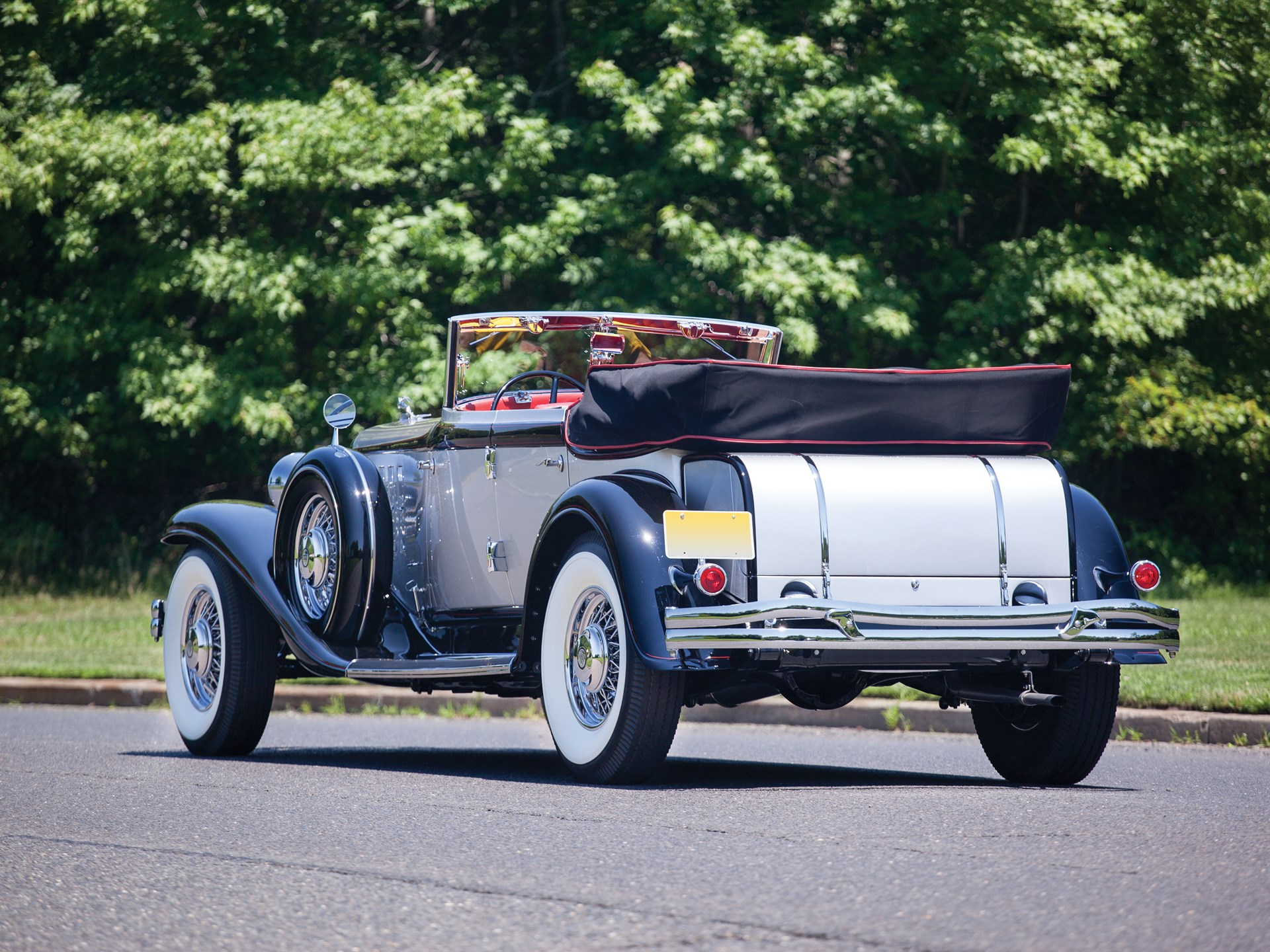 1932 Chrysler CL Imperial Convertible Sedan by LeBaron