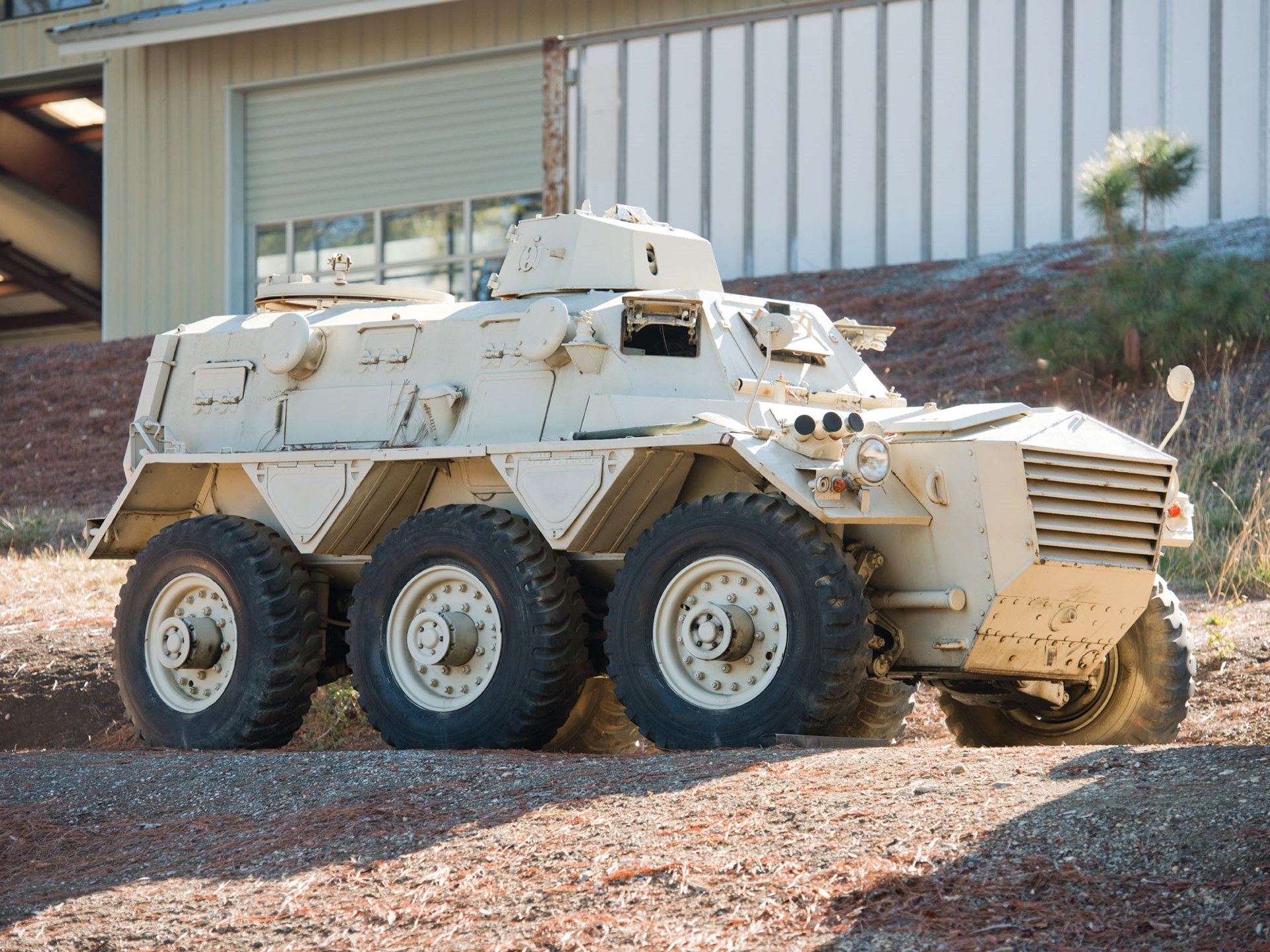 RM Sotheby's - FV603 Saracen Armored Personnel Carrier (APC) | The