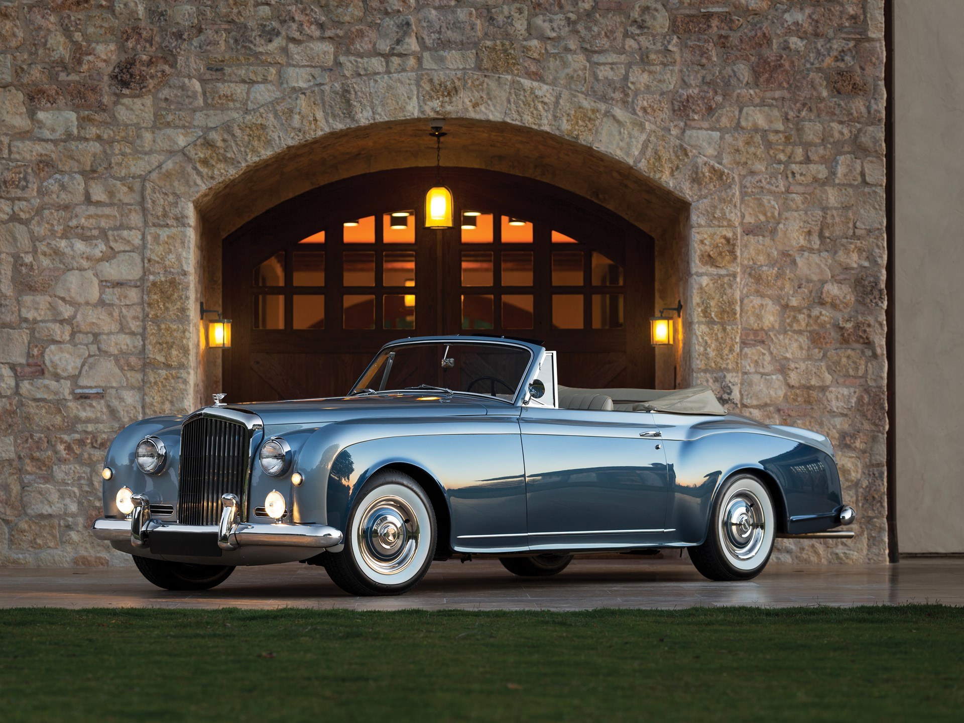 rm sotheby 39 s 1956 bentley s1 continental drophead coupe. Black Bedroom Furniture Sets. Home Design Ideas