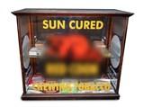 Replica Wooden Tobacco Display Case - $