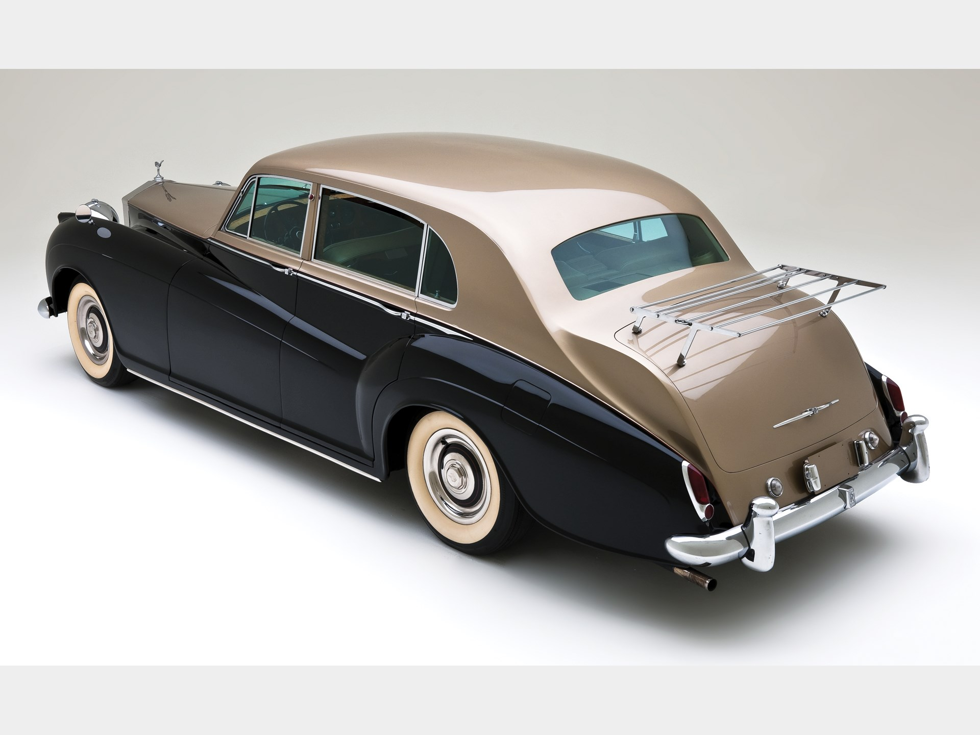 1961 Rolls-Royce Silver Cloud II Saloon by James Young