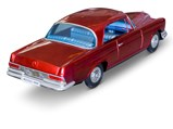 Mercedes-Benz 300 SE Large Scale Tin Toy by Ichiko - $