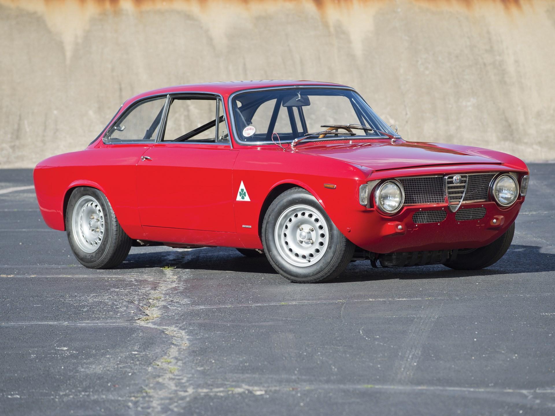 RM Sotheby's - 1965 Alfa Romeo Giulia Sprint GTA Stradale by Bertone ...