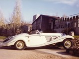 1937 Mercedes-Benz 540 K Special Roadster by Sindelfingen - $Chassis 130894 as it appeared in 1962 during the ownership of E.W. Price.