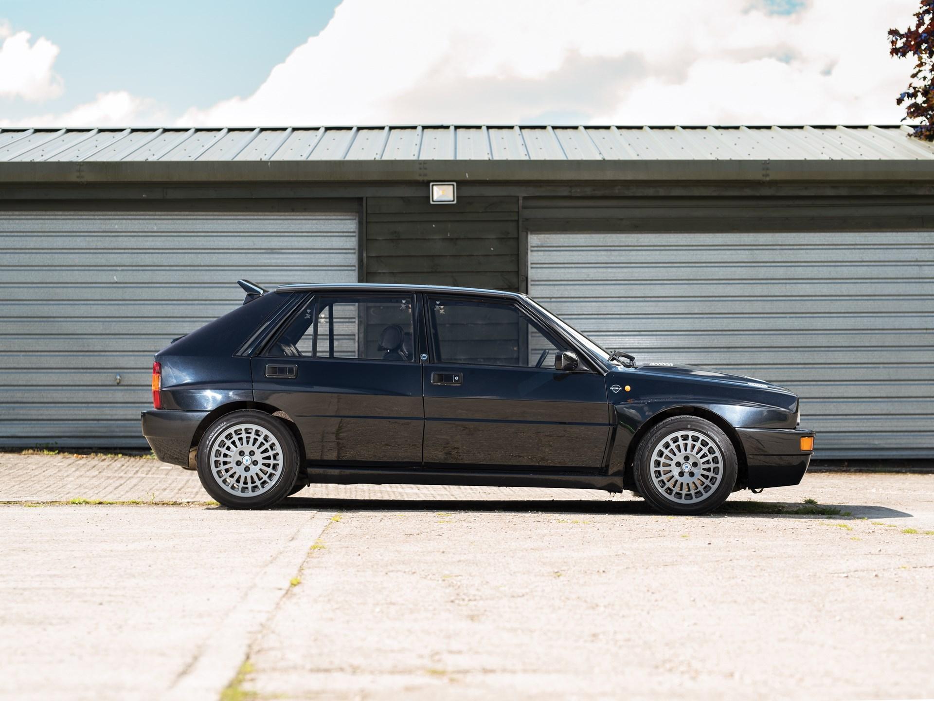 1991 Lancia Delta HF Integrale Evoluzione I