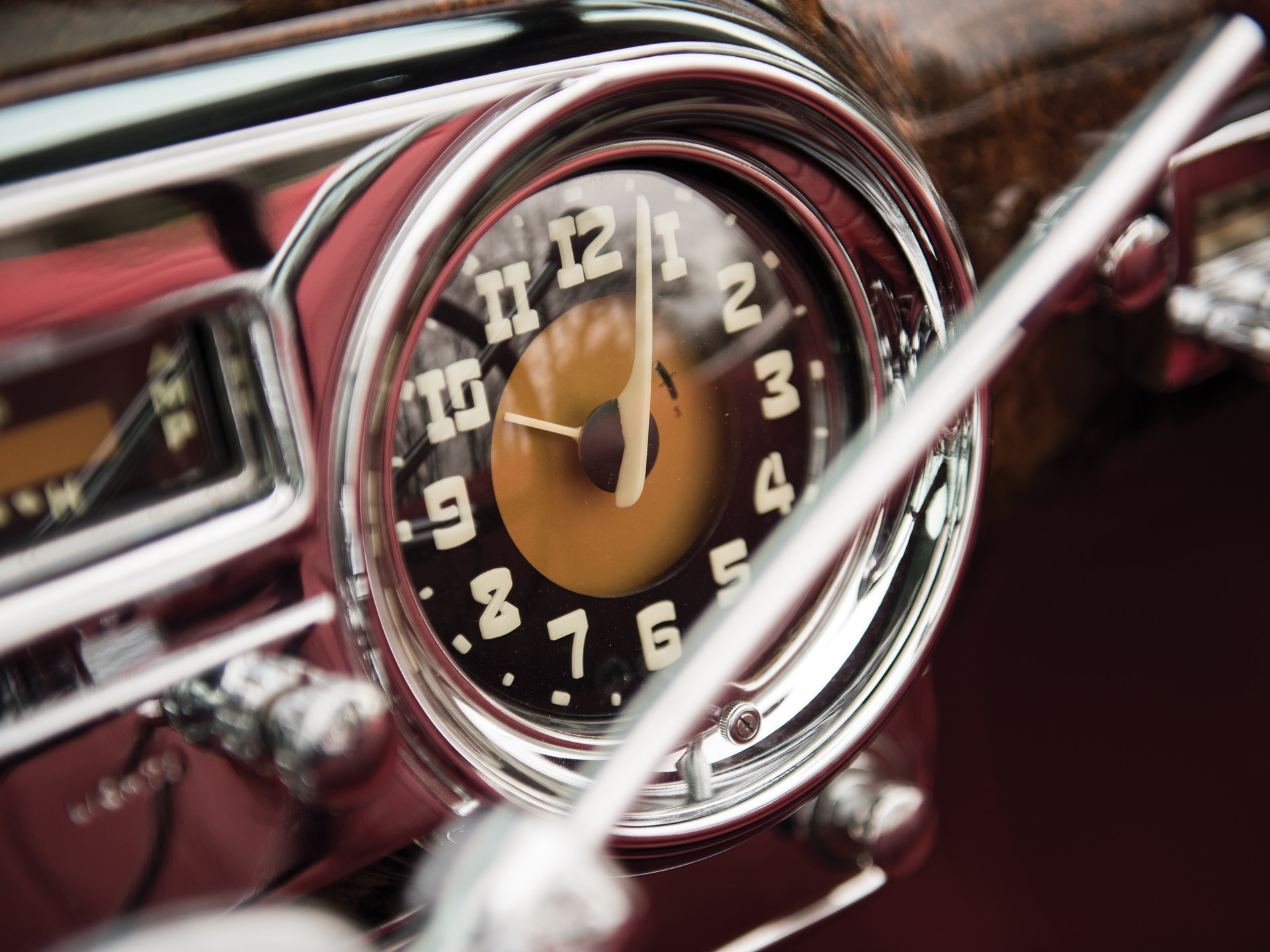1951 hudson hornet convertible brougham