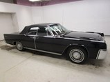 1963 Lincoln Continental Convertible  - $
