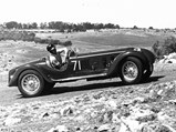 1929 Alfa Romeo 6C 1750 Super Sport  - $Hugh Gearing and 0312901 competing in the Krugersdorp Hillclimb, South Africa, ca. 1960s.