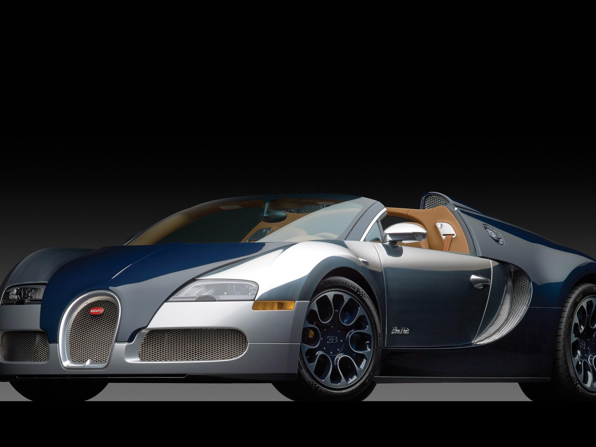 rm sotheby's - 2011 bugatti veyron 16.4 grand sport bleu nuit | new