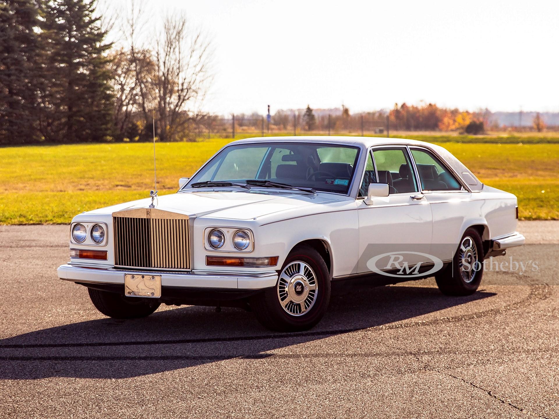 1987 Rolls-Royce Camargue