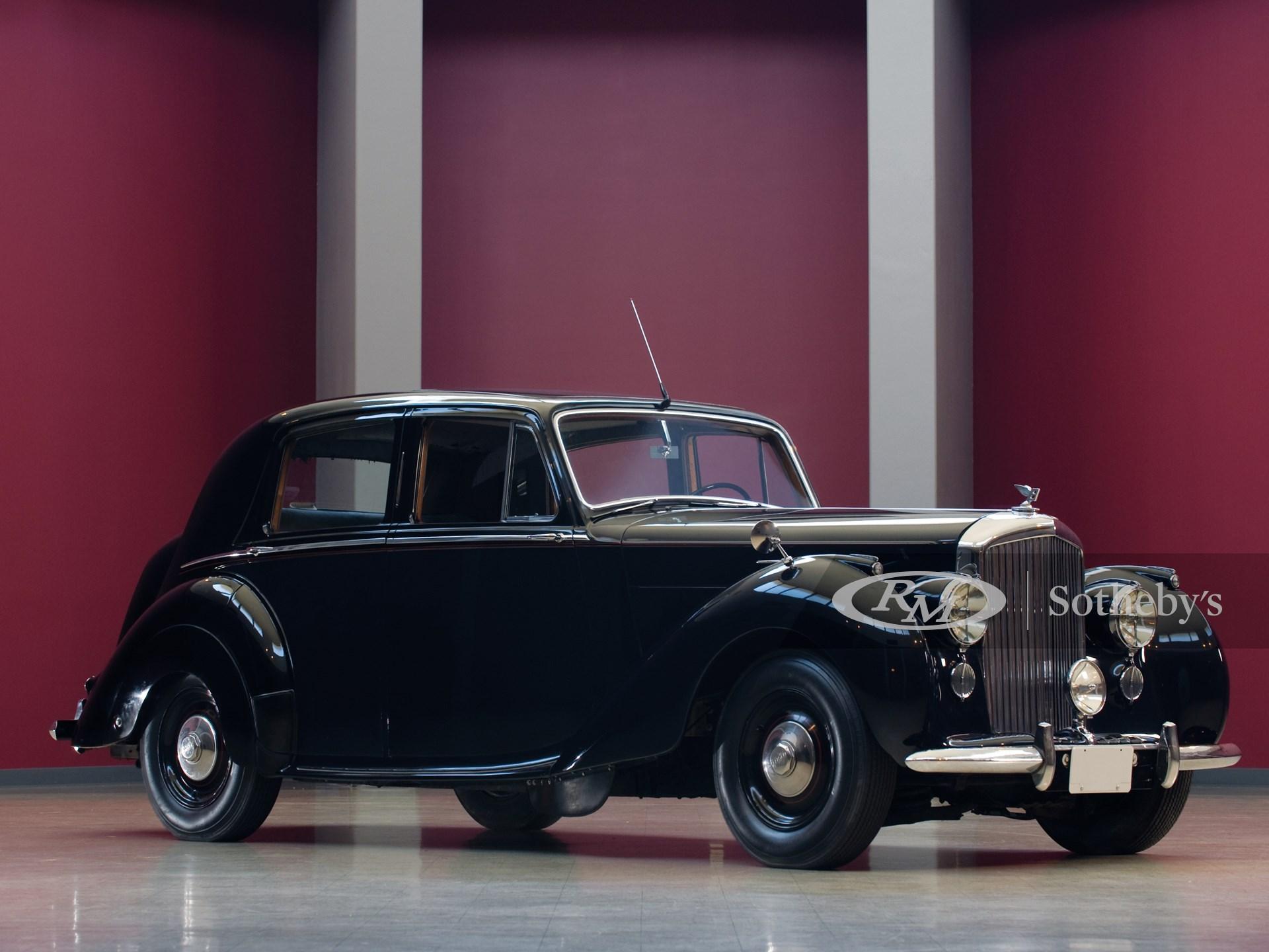 1949 Bentley Mark VI Saloon