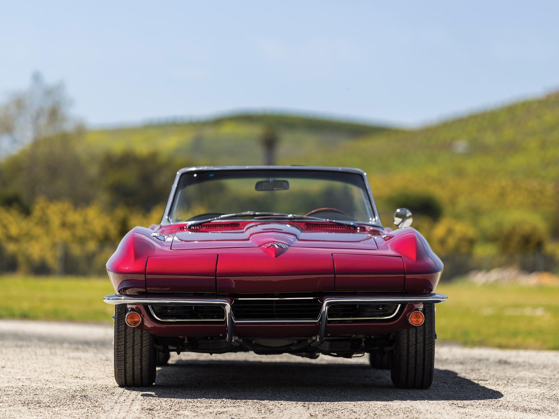 1965 Chevrolet Corvette Sting Ray Convertible