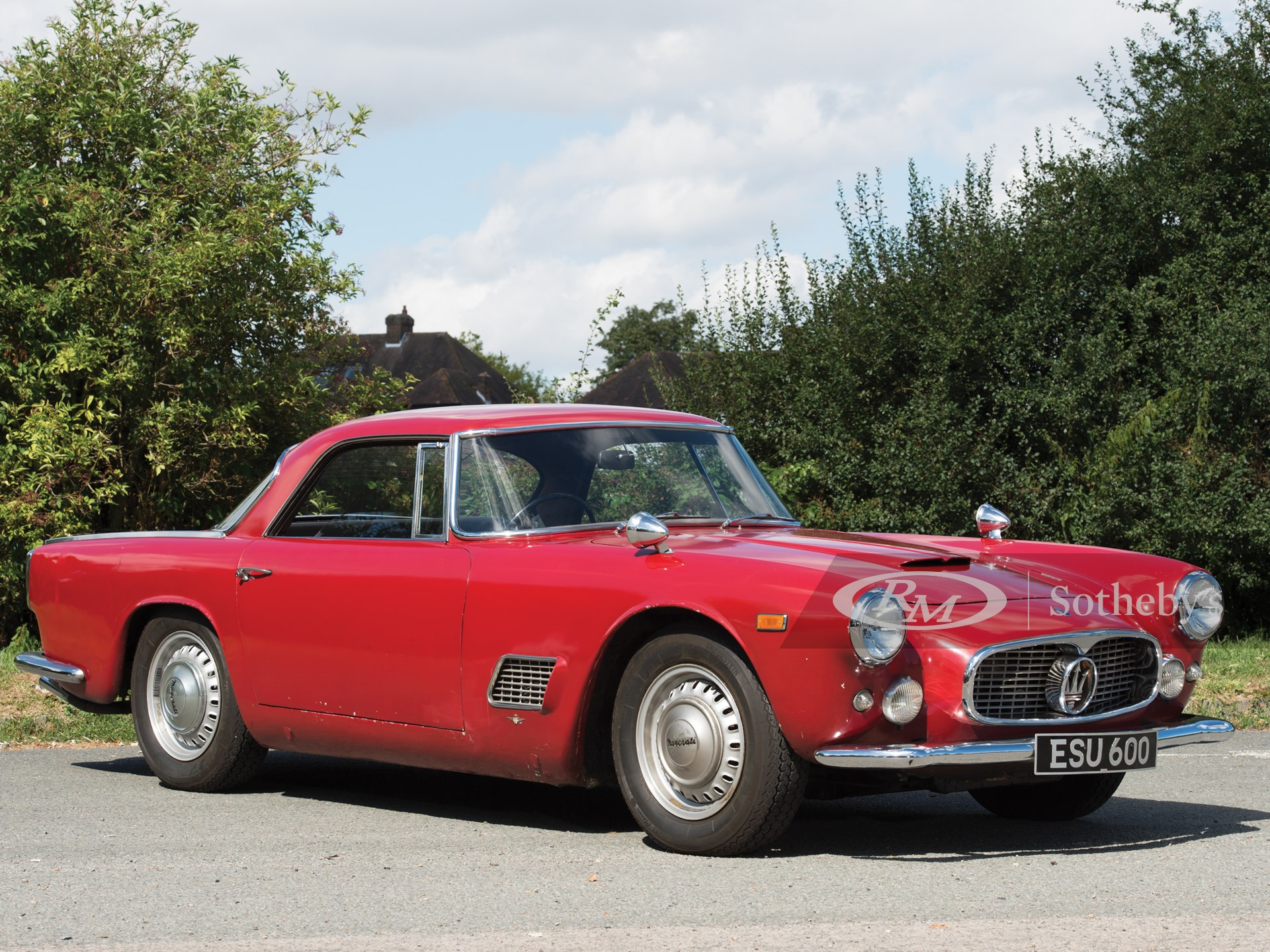 1960 Maserati 3500 GT by Touring | London 2016 | RM Sotheby's