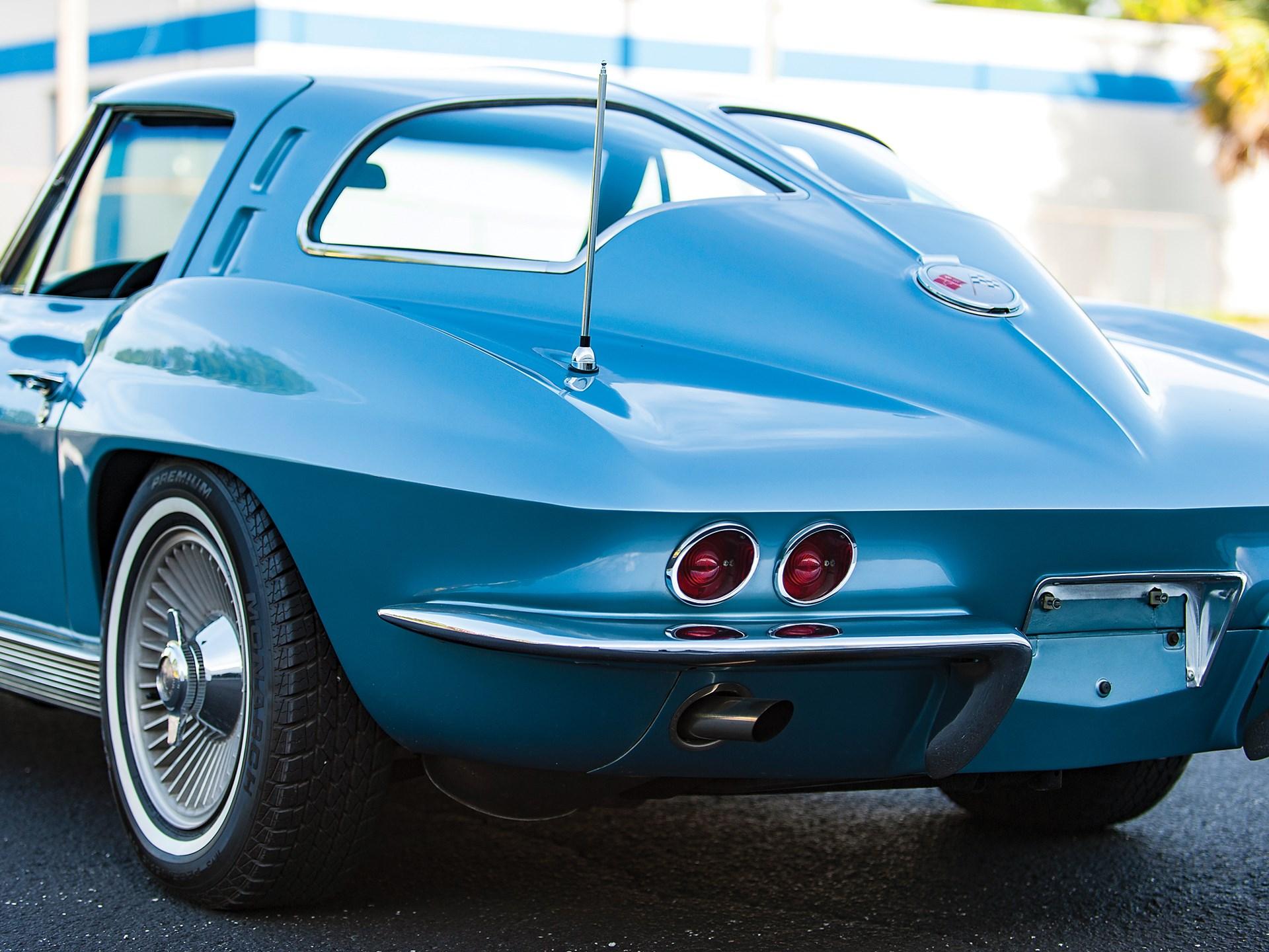 1963 Chevrolet Corvette Sting Ray 'Split-Window' Coupe