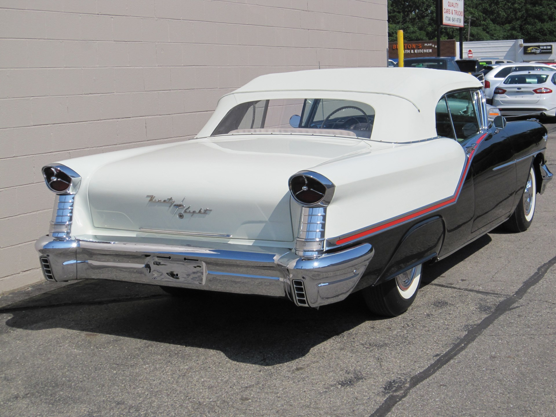 1957 Oldsmobile 98 Convertible J-2