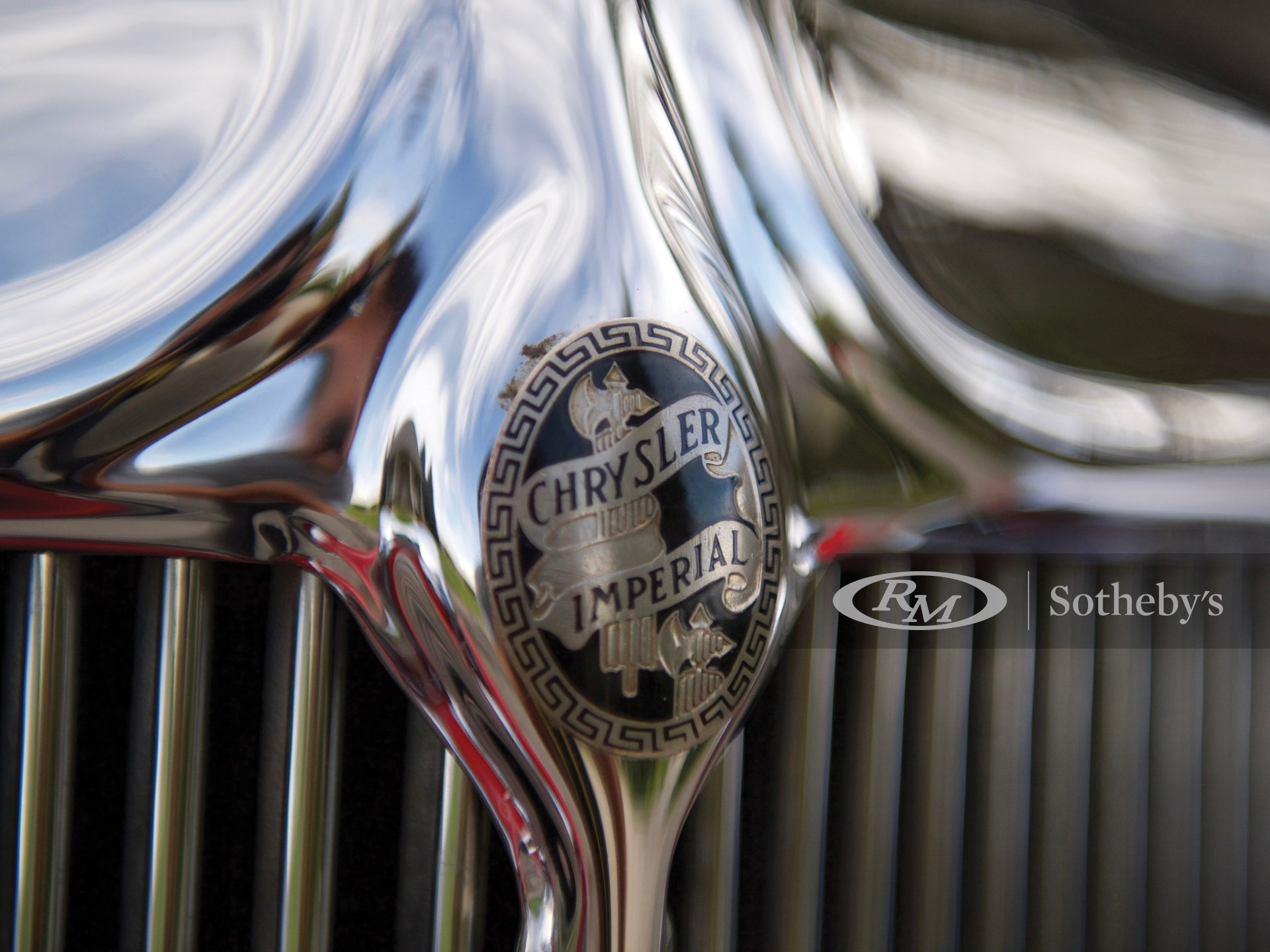 1933 Chrysler CL Imperial Dual-Windshield Phaeton by LeBaron -