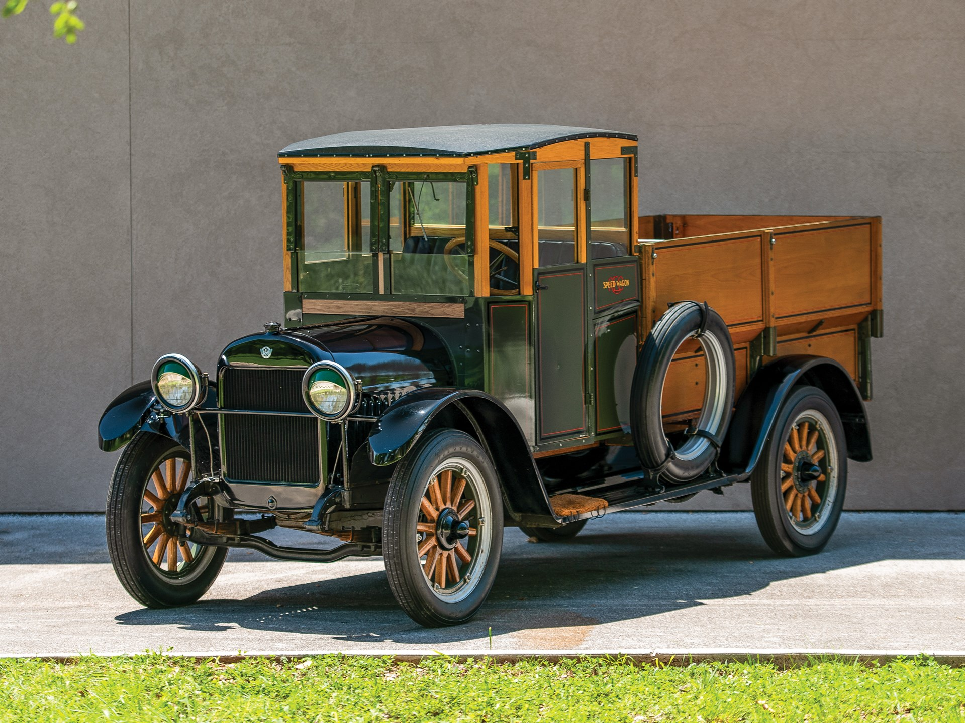 RM Sotheby's - 1926 Reo Model G Speed Wagon Delivery Truck