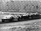 1965 Shelby 427 Competition Cobra  - $CSX 3010 races to victory with Peter Consiglio at the AARC at Riverside in November of 1968.