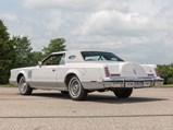 1979 Lincoln Continental Mark V  - $Photo: Teddy Pieper | @vconceptsllc