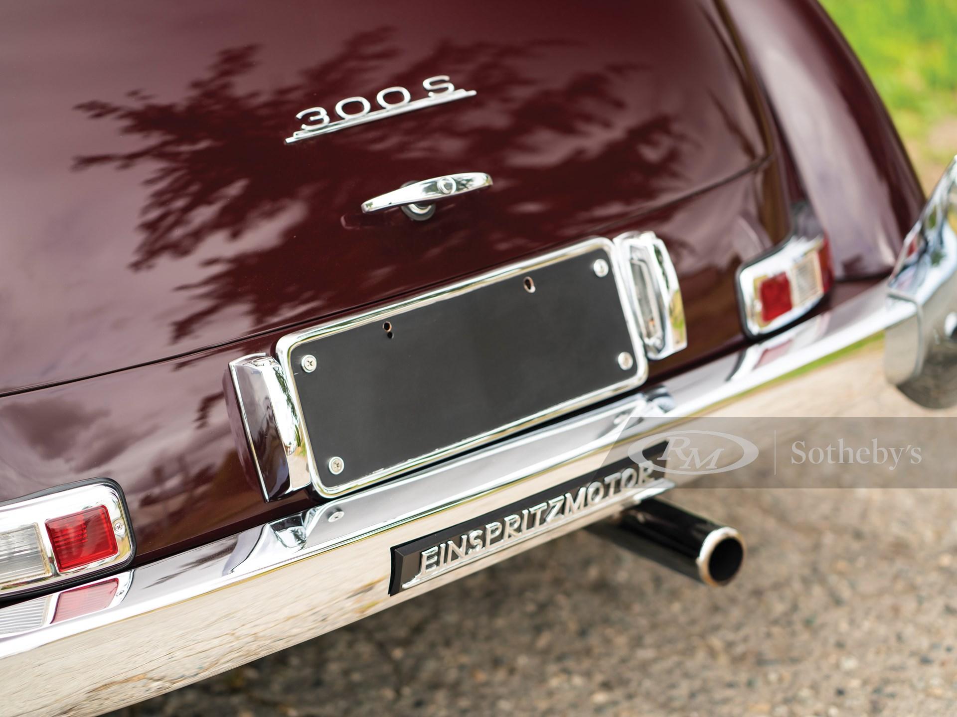 1956 Mercedes-Benz 300 Sc Roadster  -