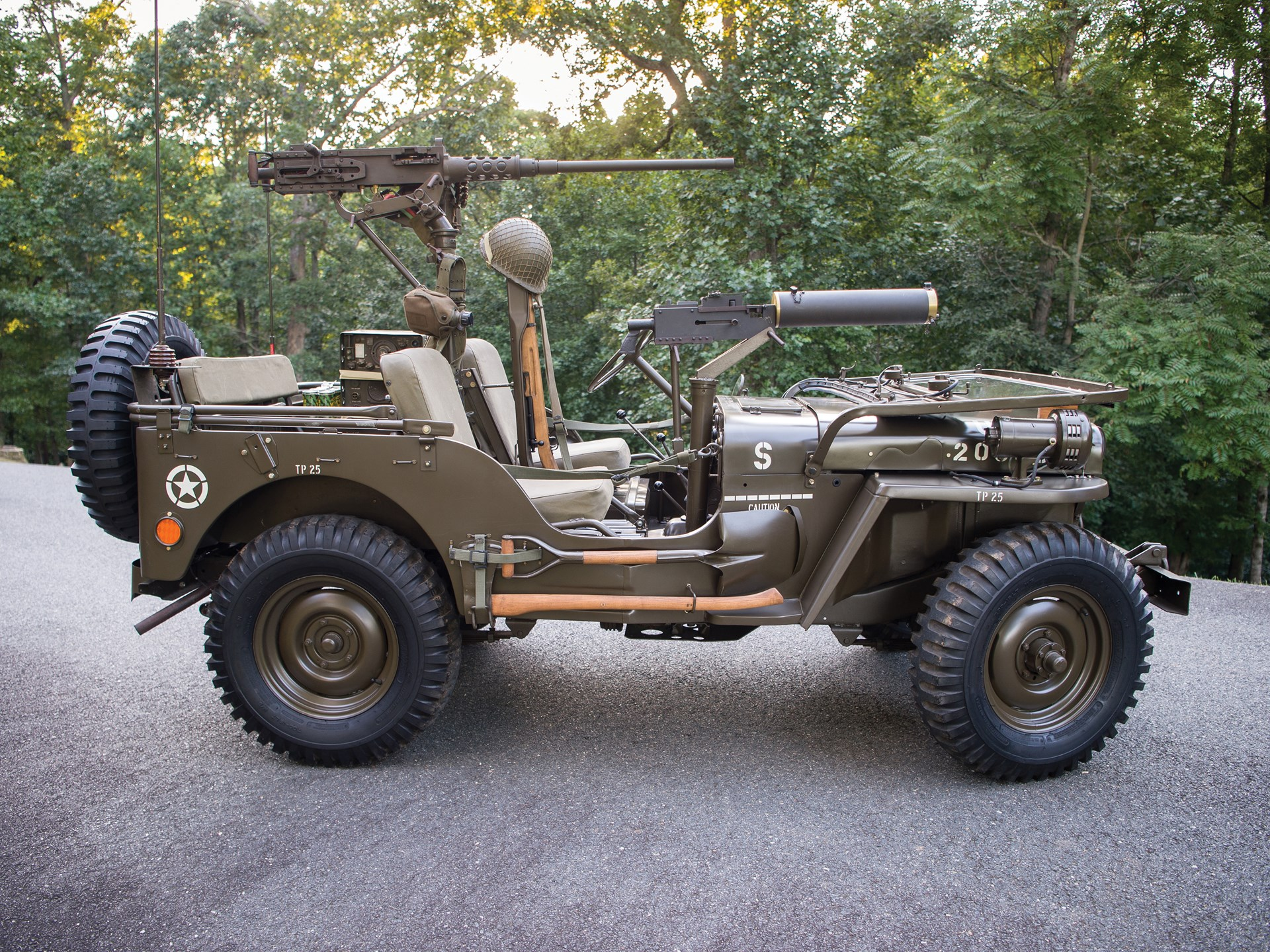 Rm Sothebys 1951 Willys M38 Jeep Hershey 2016 1953 Military