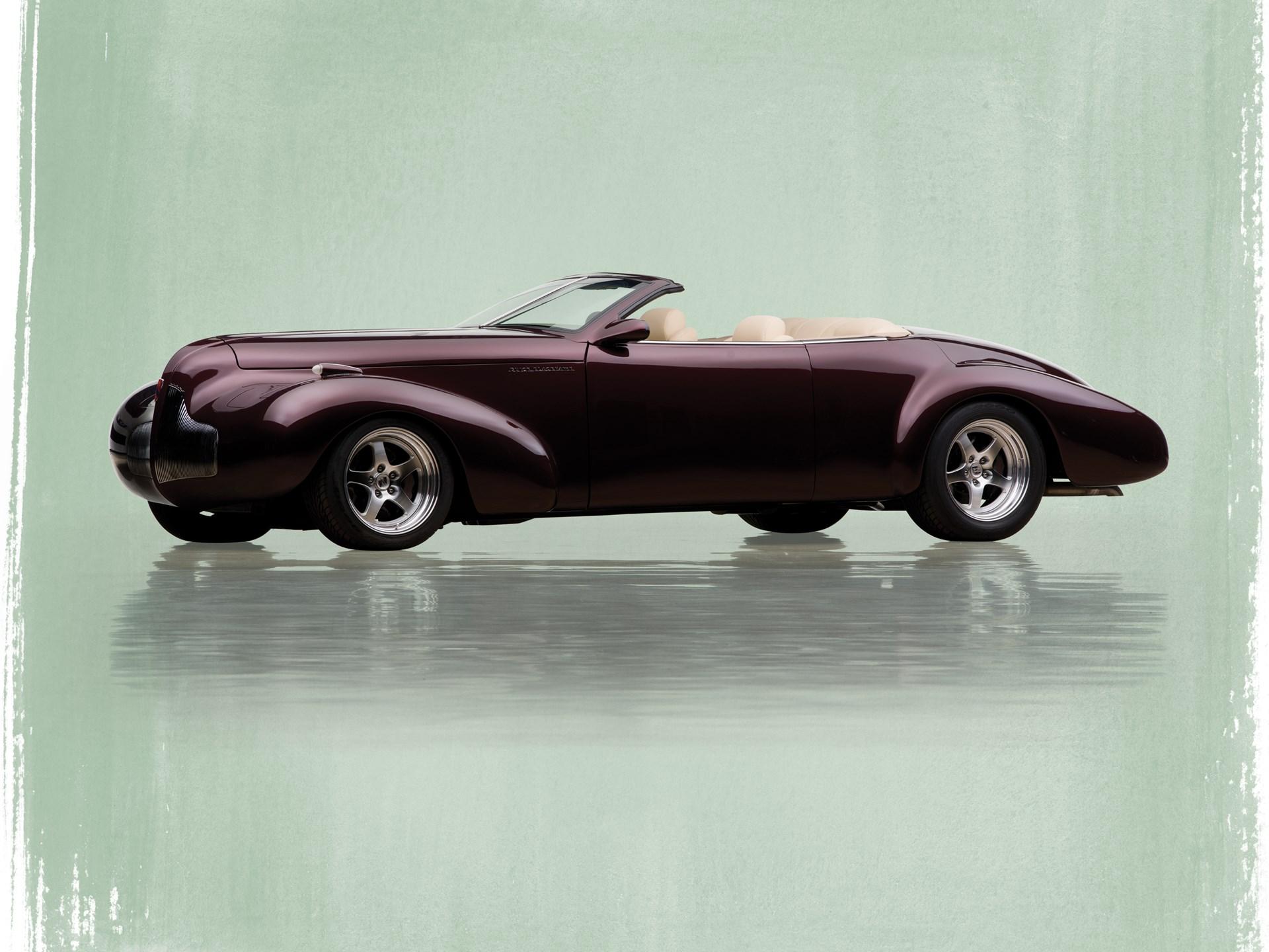 2000 Buick Blackhawk Factory Custom