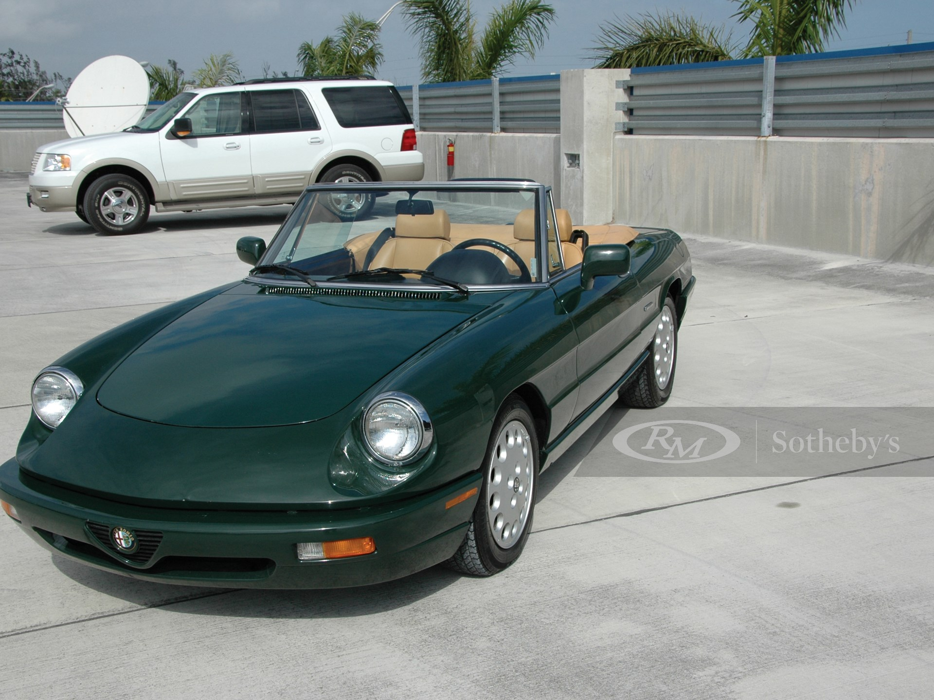 1991 Alfa Romeo Spyder Convertible  -