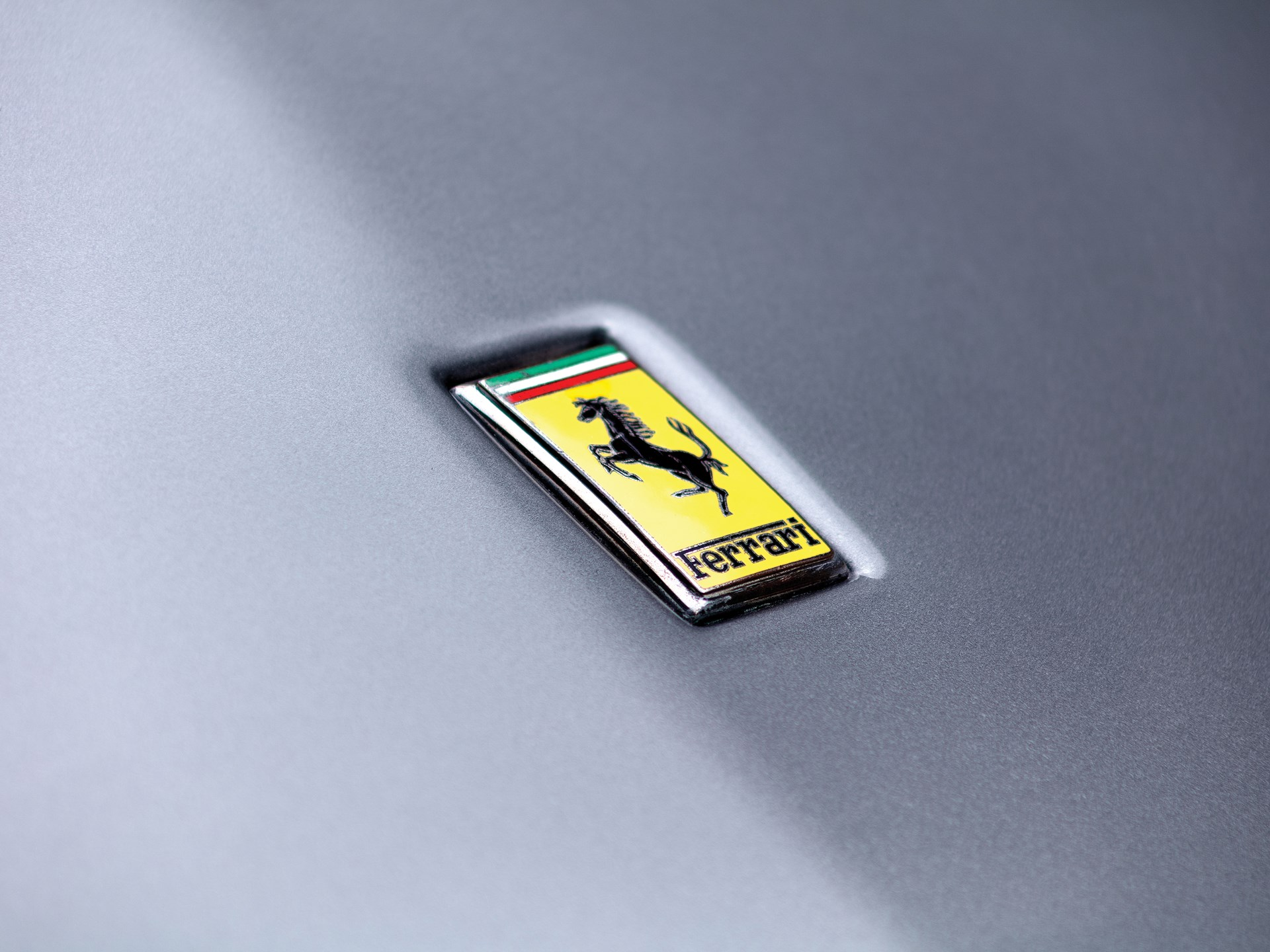 1965 Ferrari 275 GTB/6C Alloy by Scaglietti