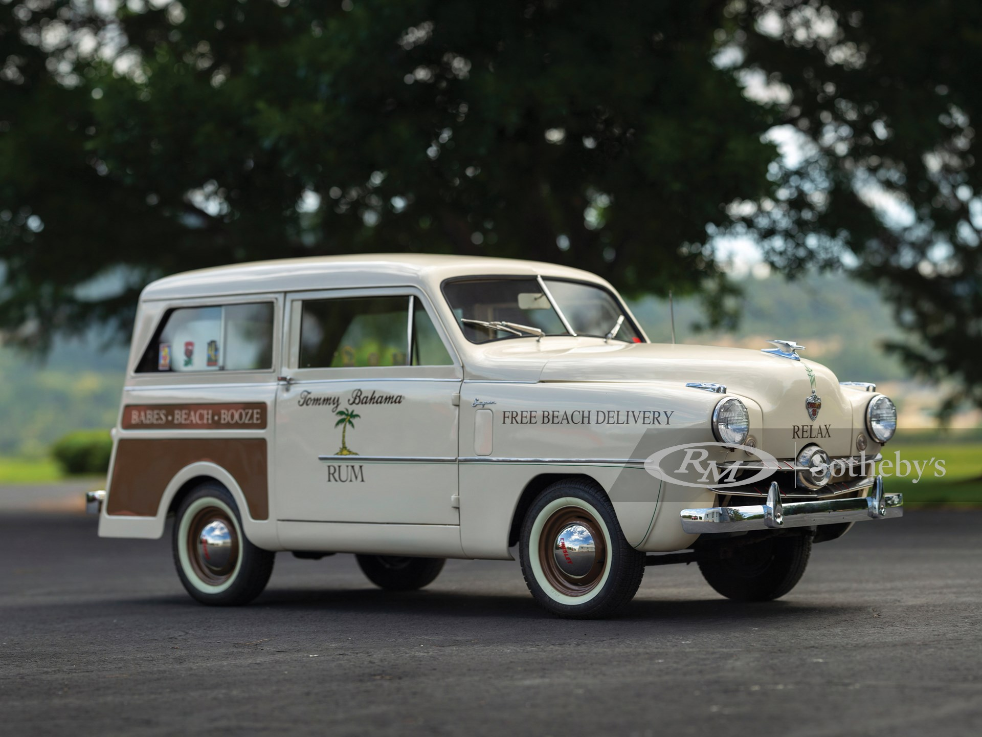 1951 Crosley CD Super Station Wagon  -