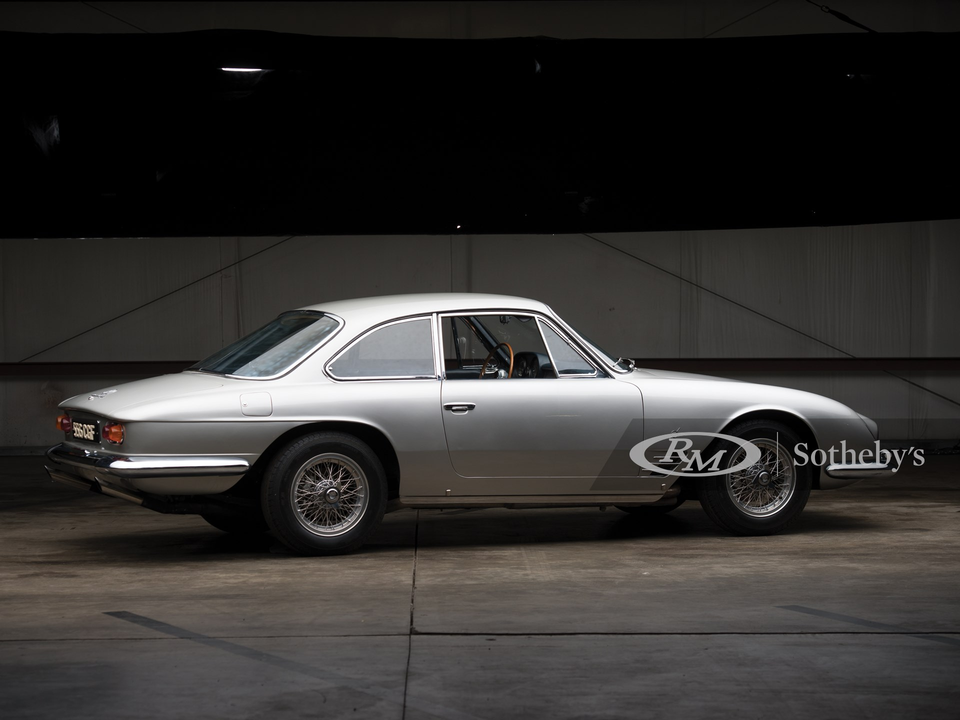 1964 Maserati 5000 GT Coupe by Michelotti | Monterey 2017 | RM Sotheby's