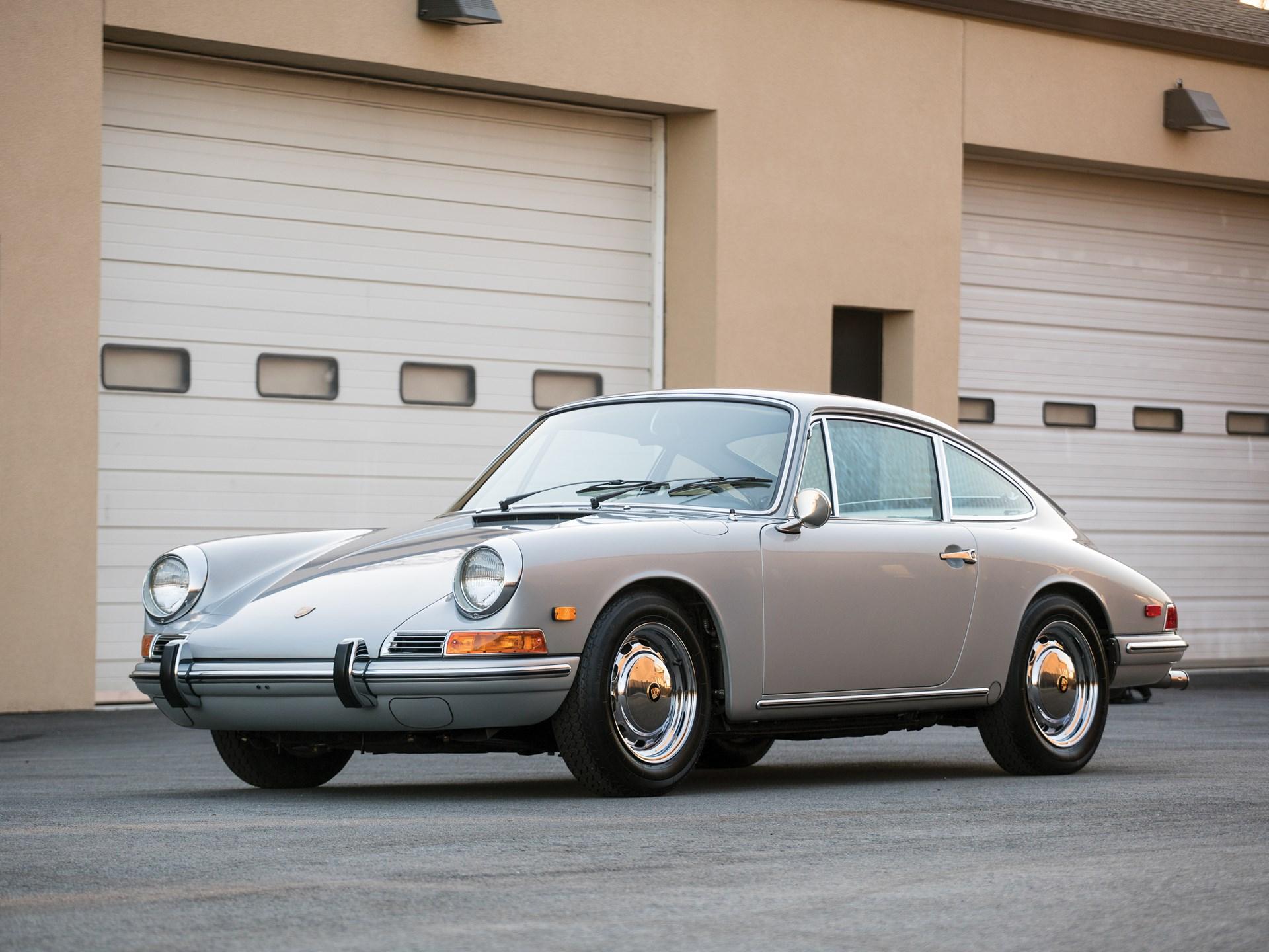 Rm Sotheby S 1968 Porsche 911 Sportomatic Amelia