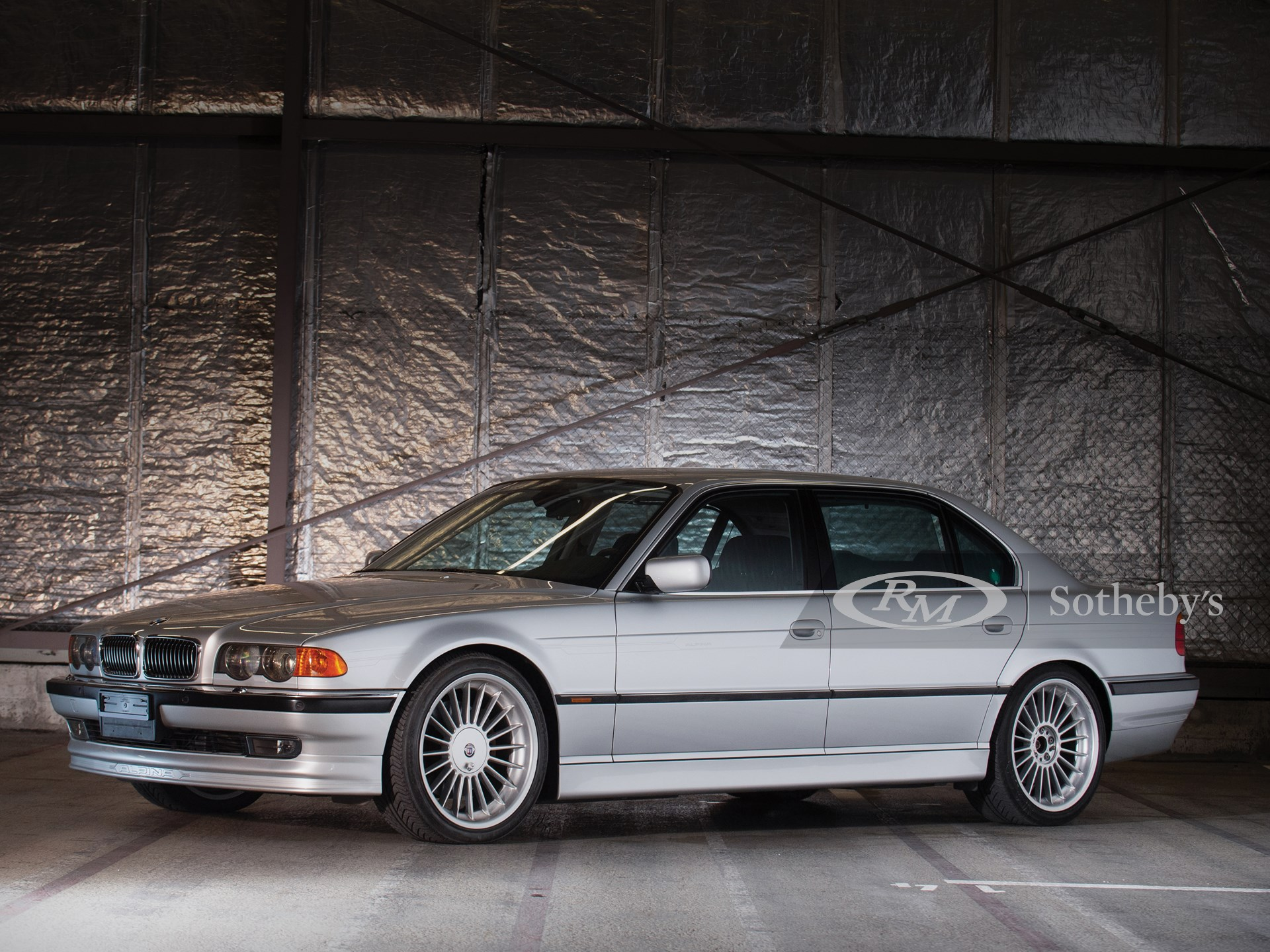 2000 Bmw Alpina B12 6 0 Langversion Essen 2019 Rm Sotheby S