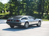 1981 DeLorean DMC-12  - $