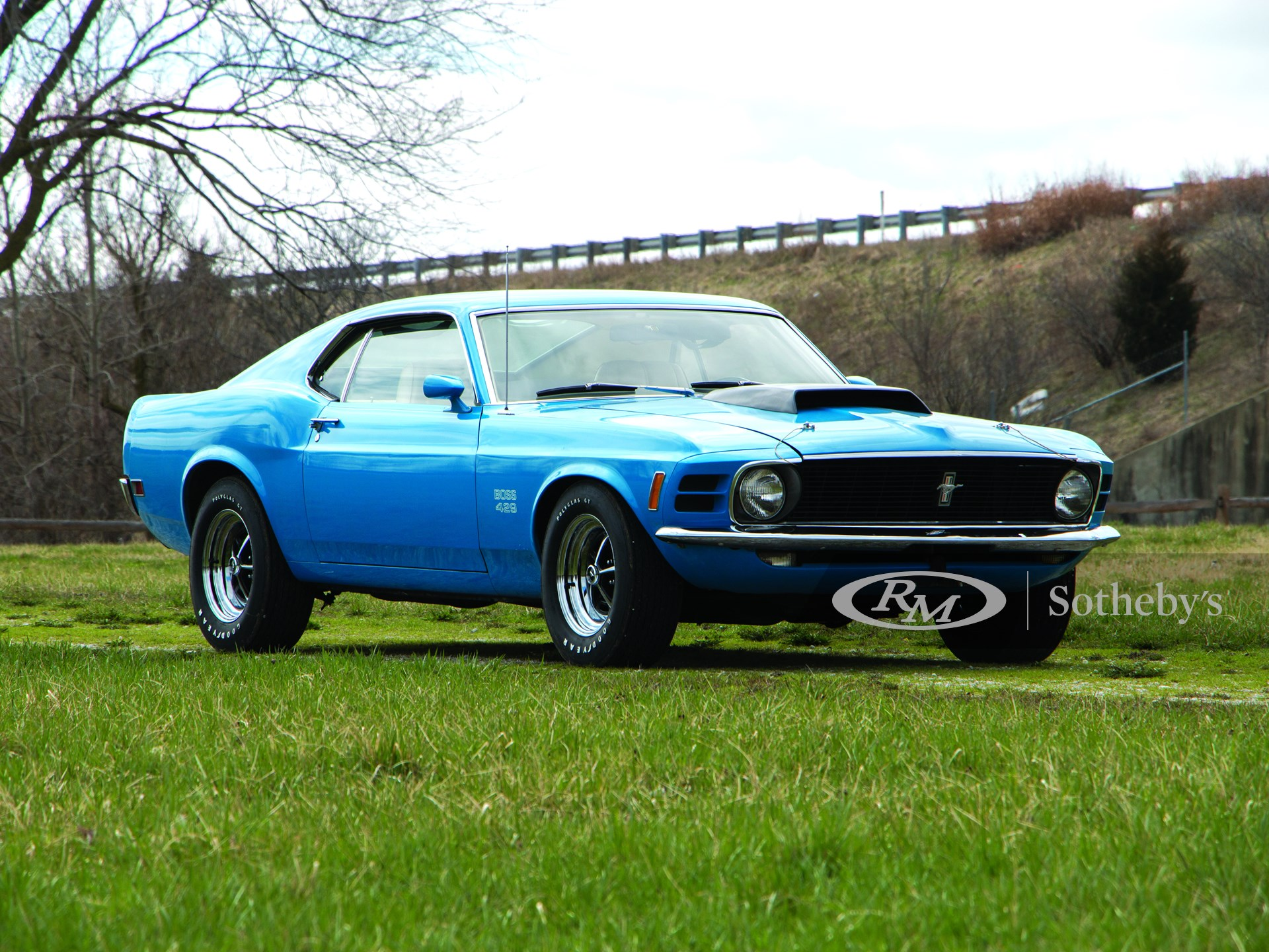 1970 Ford Mustang Boss 429  -