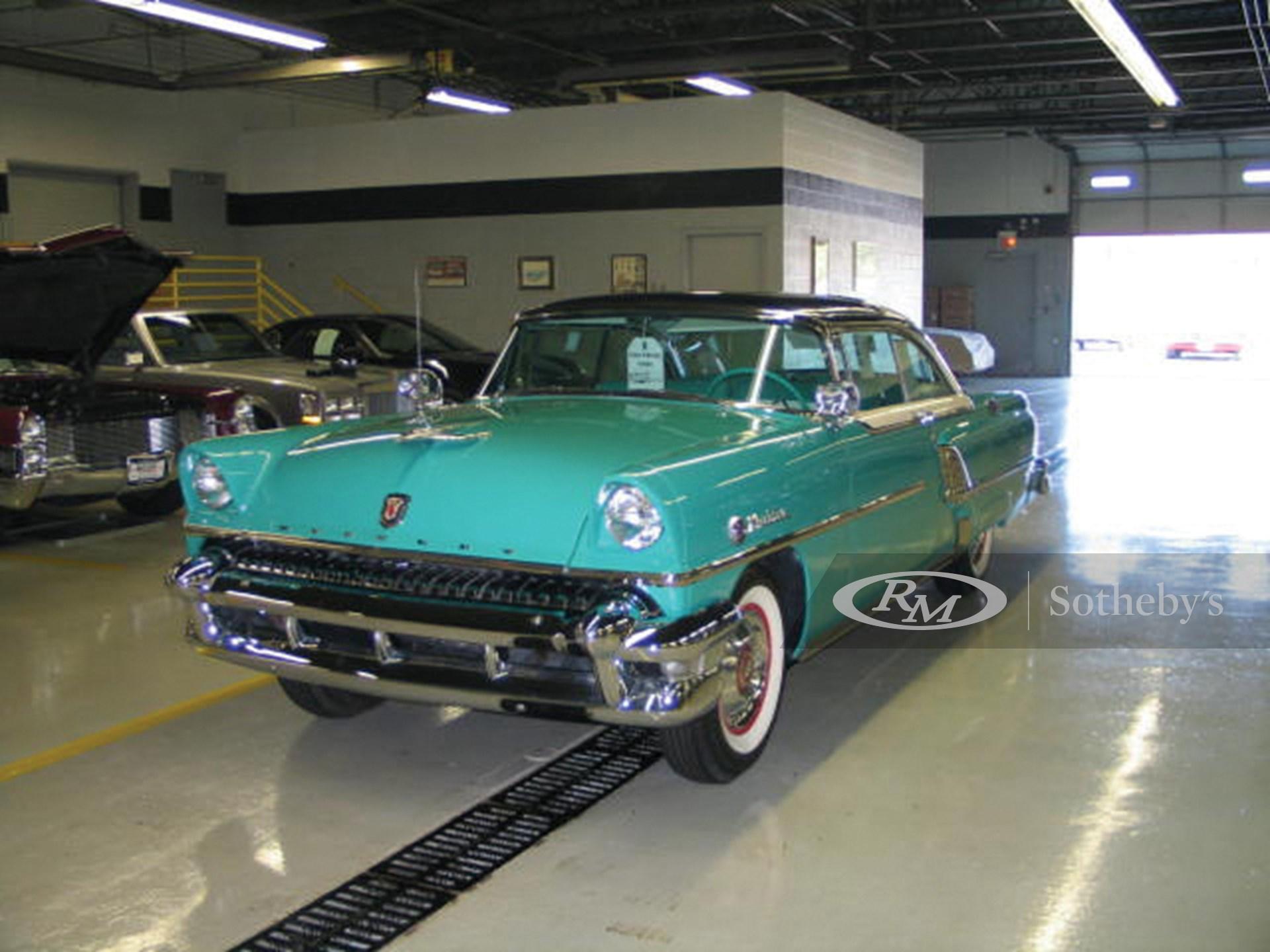 1955 Mercury Montclair Sun Valley Hard Top  -