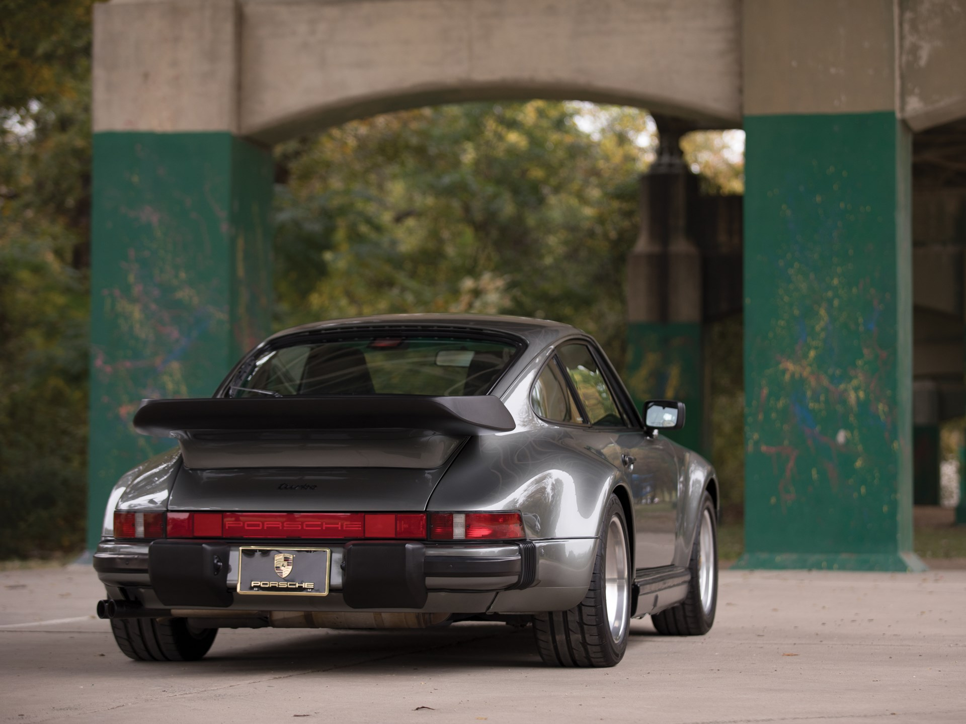 1988 Porsche 911 Turbo 'Flat Nose' Coupe