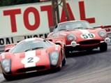 1966 Ferrari 275 GTB Competizione by Scaglietti - $Jacques Rey/Claude Haldi, #59, Disqualified, 24 Hours of Le Mans, 14-15 June 1969.