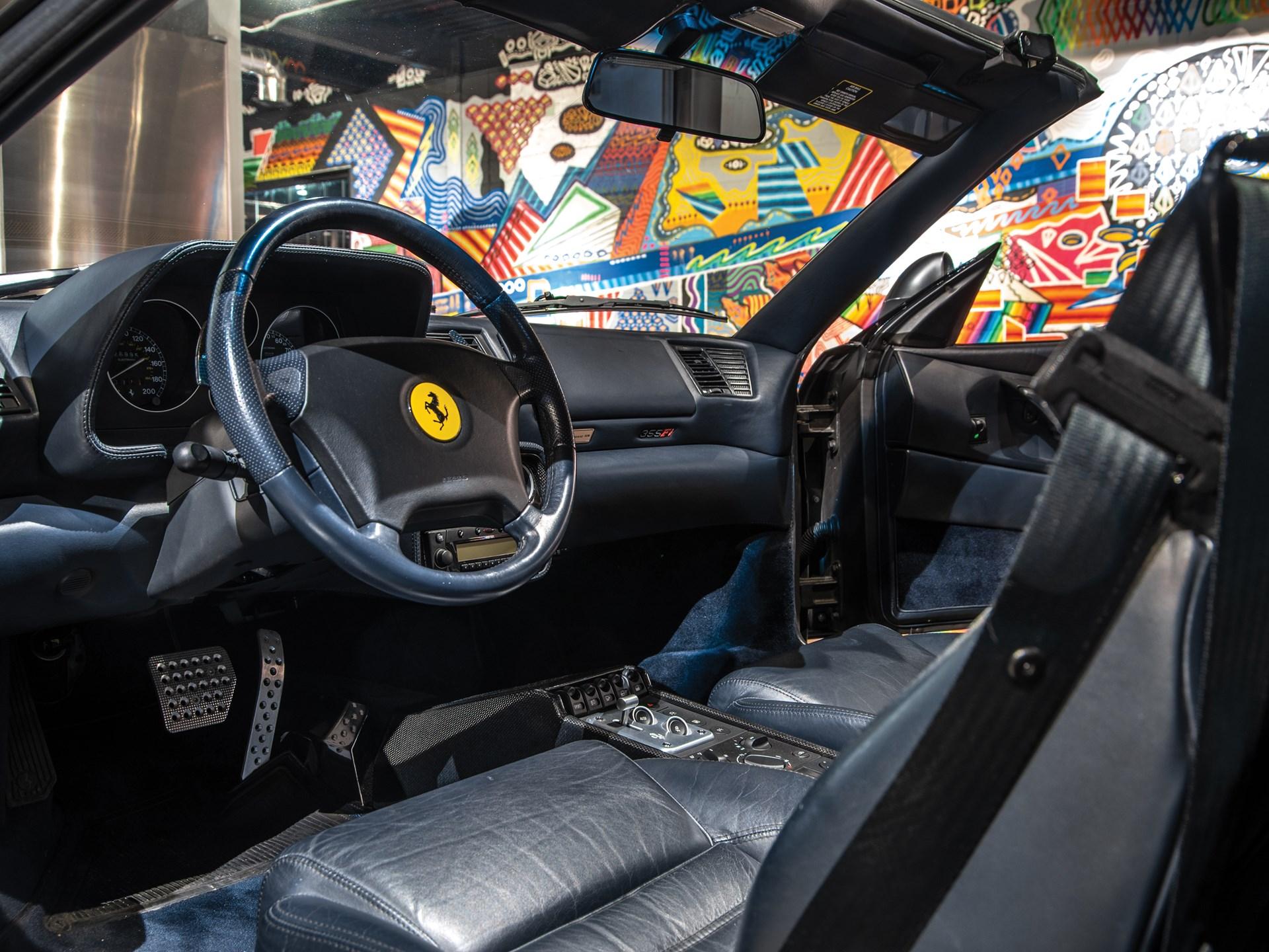 1999 Ferrari 355 F1 Spider 'Serie Fiorano'