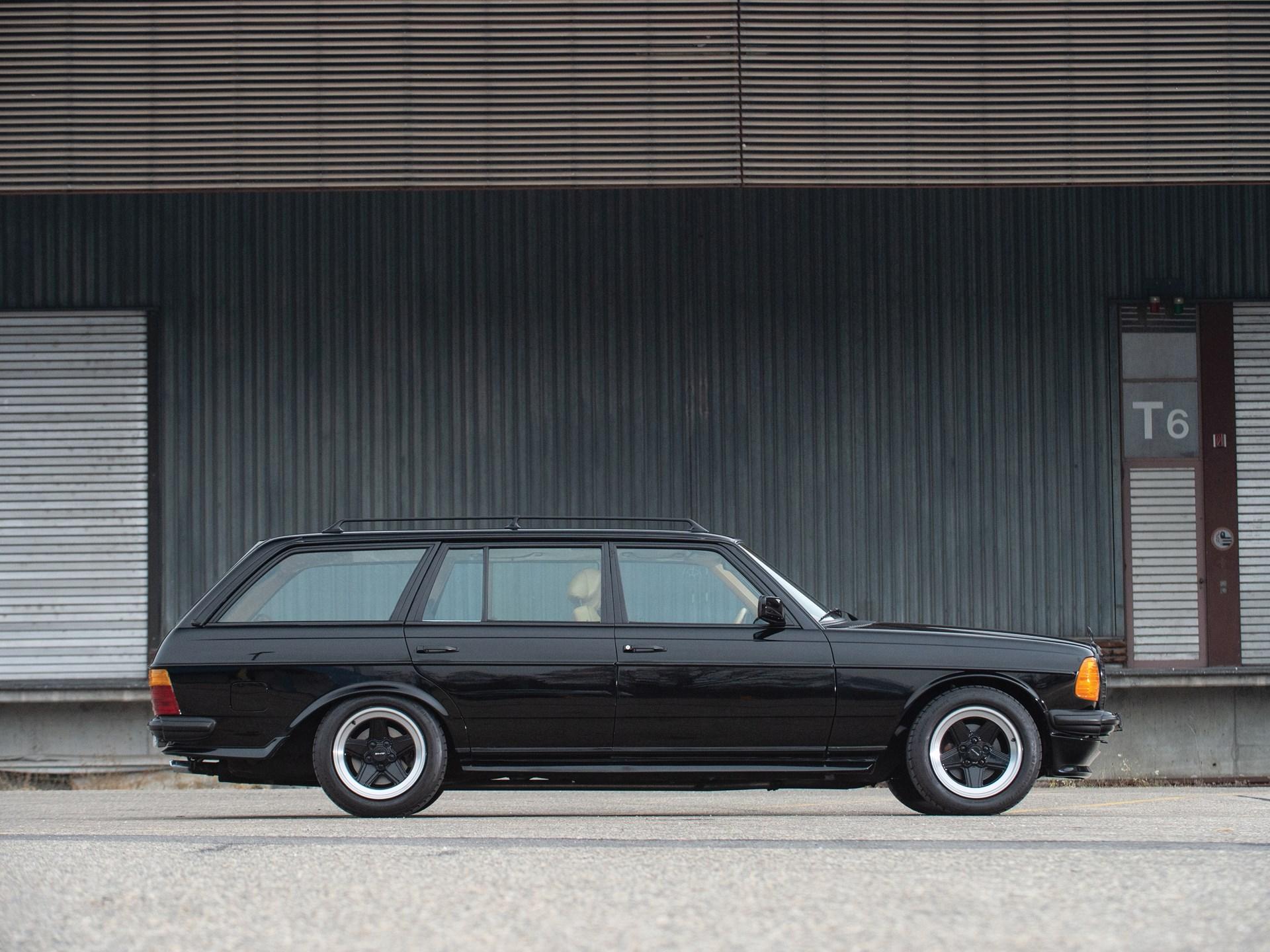 RM Sotheby's - 1979 Mercedes-Benz 500 TE AMG   Essen 2019