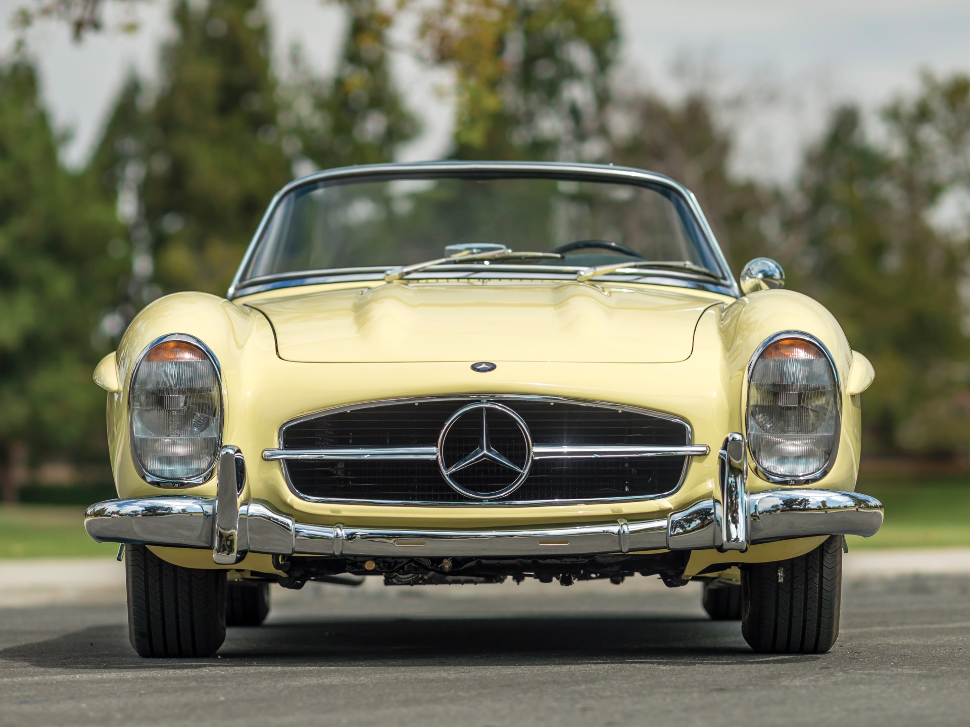 1961 Mercedes-Benz 300 SL Roadster