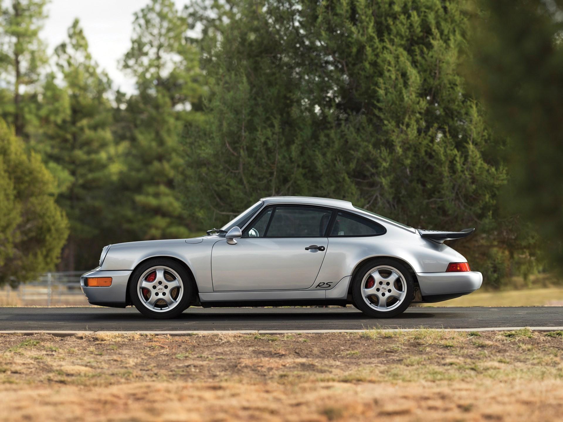 1993 Porsche 911 Carrera RS America