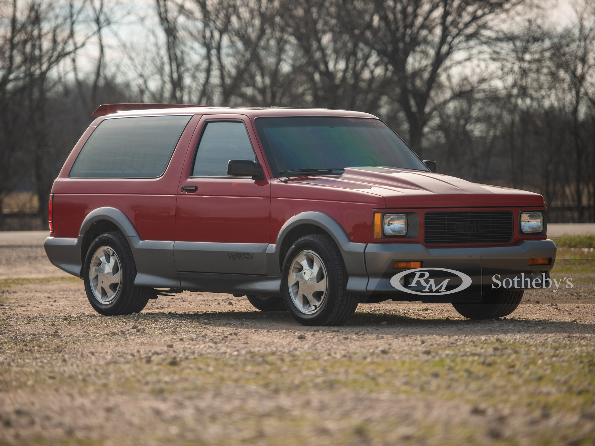1992 Gmc Typhoon Fort Lauderdale 2019 Rm Auctions