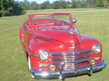 1948 Plymouth Special Deluxe Convertible  - $