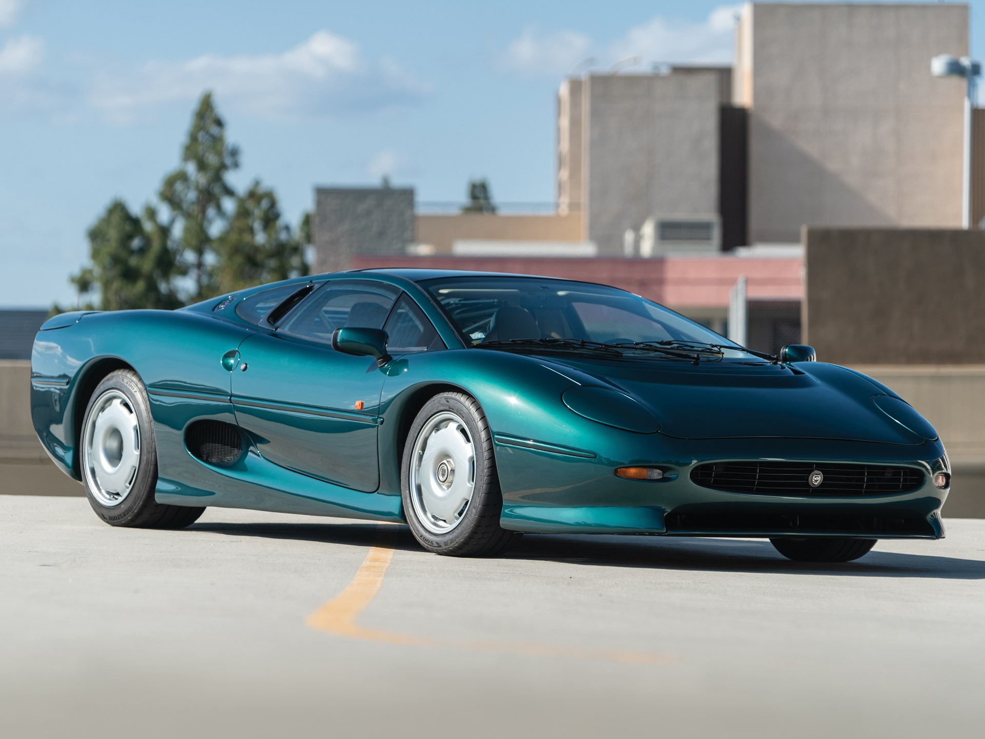Jaguar Supercar Supercars Gallery