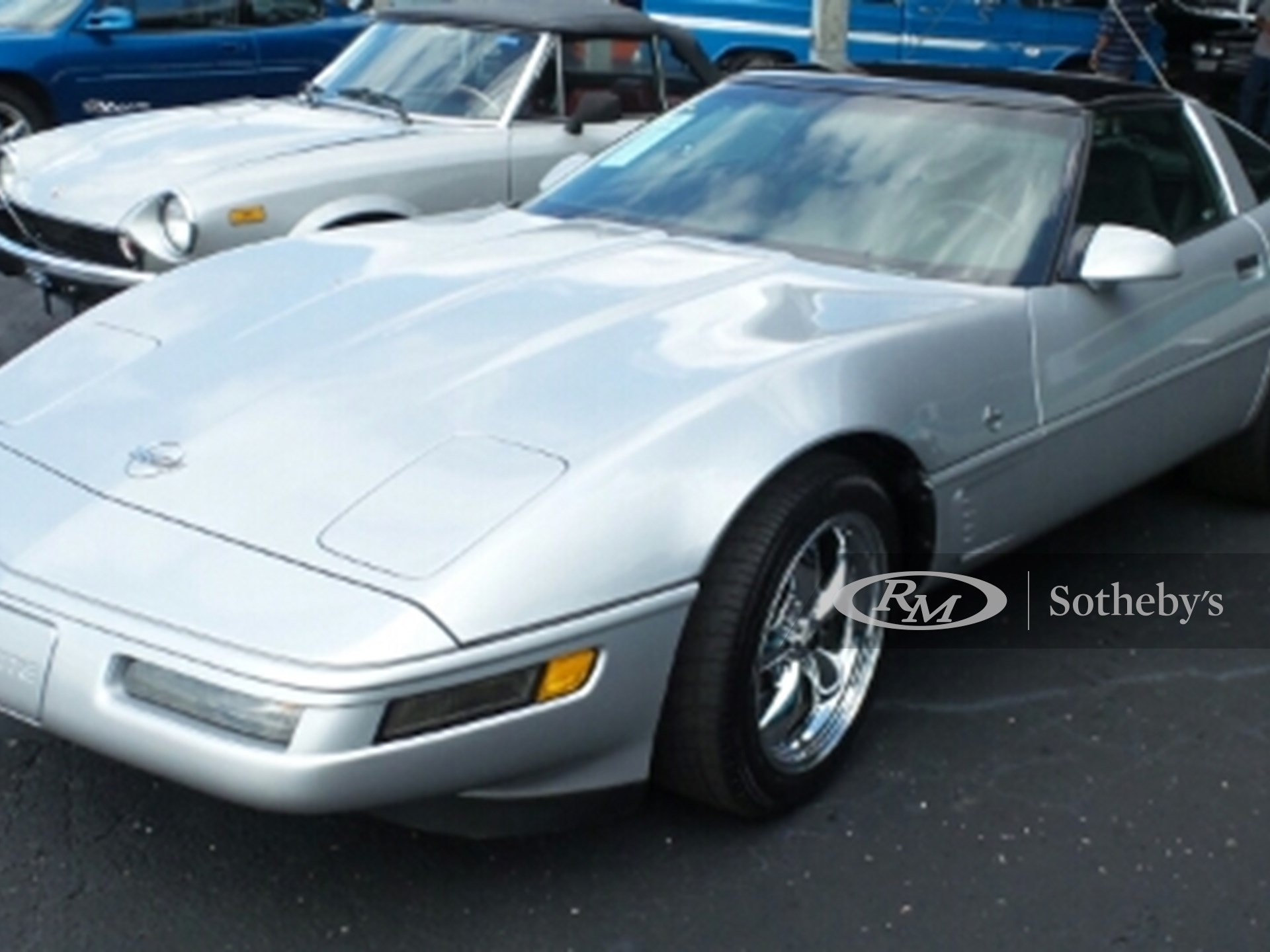 1996 Chevrolet Corvette Collector Edition  -
